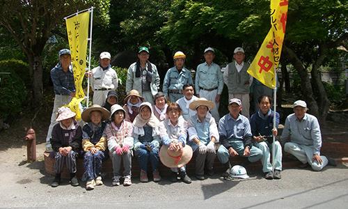 松元小学校ボランティア活動